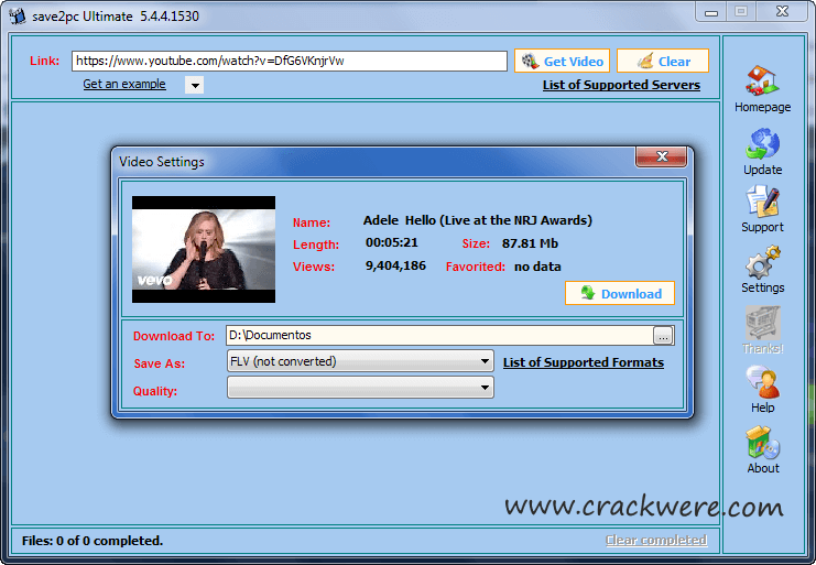 Save2pc Ultimate 5.6.2.1613 Crack With License Key Download (Win/Mac)